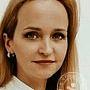 Лебедева Ольга Юрьевна бровист, броу-стилист, мастер татуажа, косметолог, Санкт-Петербург