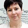 Мастер педикюра Токарева Мария Ипполитовна