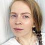 Берестова Надежда Сергеевна мастер макияжа, визажист, свадебный стилист, стилист, Санкт-Петербург