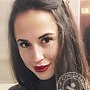 Гудкова Екатерина Владимировна бровист, броу-стилист, мастер по наращиванию ресниц, лешмейкер, Москва