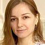 Кислова Елена Валерьевна массажист, Москва