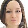 Куркова Ирина Сергеевна бровист, броу-стилист, массажист, косметолог, Москва