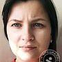 Мастер по наращиванию ресниц Солодкова Яна Викторовна