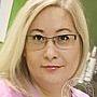 Мастер по наращиванию ресниц Дахкильгова Елена Анатольевна