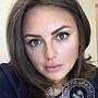Аллахвердиева Юлия Аллахвердиевна косметолог, Москва