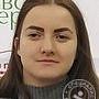 Алиева Виктория Артуровна мастер лечения волос, парикмахер, мастер выпрямления волос, Санкт-Петербург