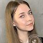 Зверева Дарья Сергеевна мастер макияжа, визажист, свадебный стилист, стилист, Москва