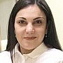 Косметолог Хуцишвили Мариам Тамазовна