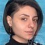 Массажист Парастаева Милена Сергеевна