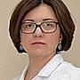 Воронина Елена Александровна косметолог, Москва