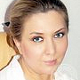 Квятковская Наталья Олеговна косметолог, Москва