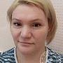 Парикмахер Сотникова Татьяна Владимировна