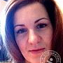 Алёхина Надежда Александровна мастер эпиляции, косметолог, мастер по наращиванию ресниц, лешмейкер, Санкт-Петербург