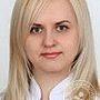 Мастер педикюра Григорьева Яна Владимировна