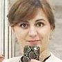 Мастер педикюра Михни Марианна Георгиевна