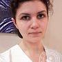 Массажист Костюрина Анна Андреевна