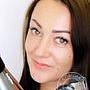 Мастер выпрямления волос Гагарина Елена Владимировна
