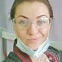 Мастер по наращиванию ногтей Тринеева Екатерина Николаевна