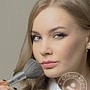 Егорычева Ольга Сергеевна бровист, броу-стилист, мастер макияжа, визажист, Москва