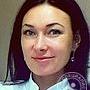 Массажист Урнева Елена Игоревна