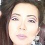 Koshbaeva Eliza N мастер макияжа, визажист, свадебный стилист, стилист, Москва
