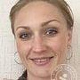 Рыбина Елена Владимировна мастер макияжа, визажист, мастер татуажа, косметолог, Москва