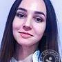 Косметолог Моложаева Елизавета Дмитриевна